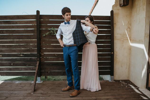 Cristina y Eduardo
