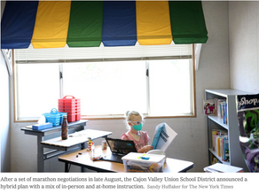 How One District Got Its Students Back Into Classrooms