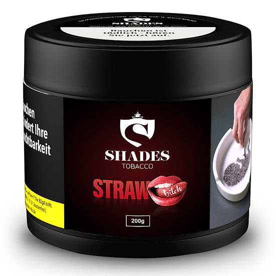 Shades - Straw Bitch 200g