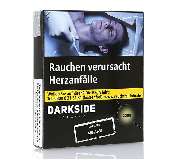 Darkside Core MG Assi Shisha Tabak 200g