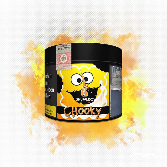 Smokeys - Chooky 200g