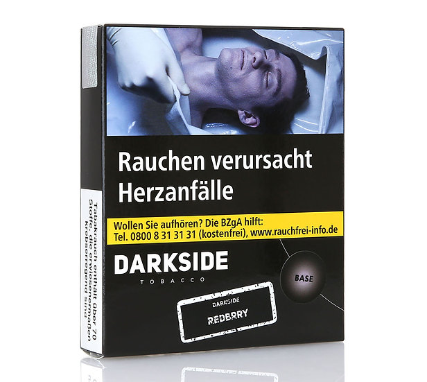 Darkside Base Tabak Redbrry 200g