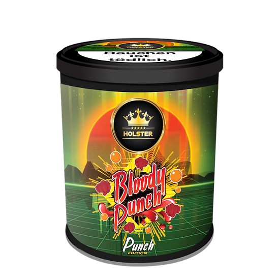 HOLSTER Tobacco 1Kg Bloody Punch