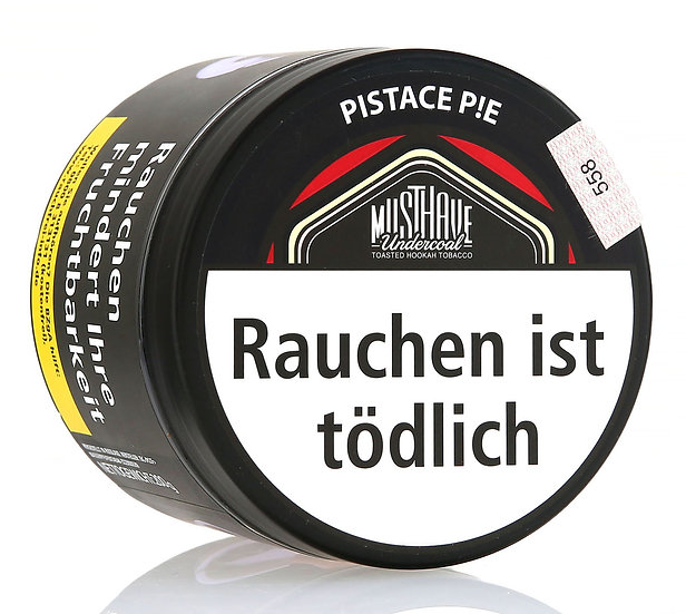 Musthave Pistace P!E 200g