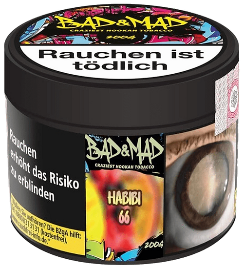 BAD & MAD 200G - HABIBI 66