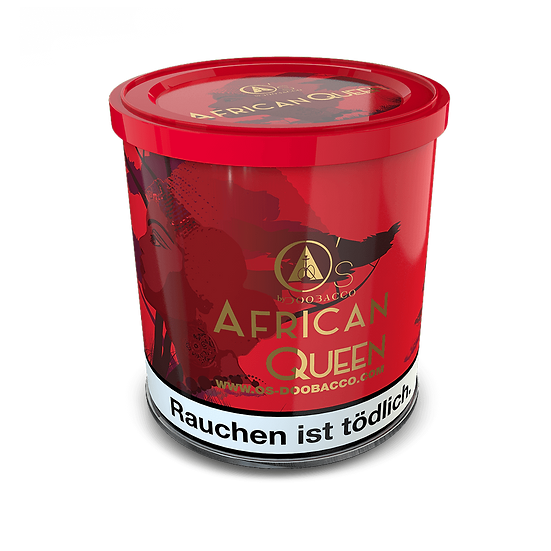 O's Tobacco Red 1kg AFRICAN QUEEN