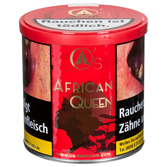 Os Tabak African Queen 200g