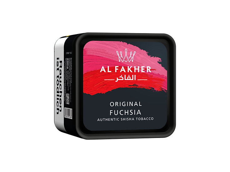 Al Fakher Tabak 200g Fuchsia