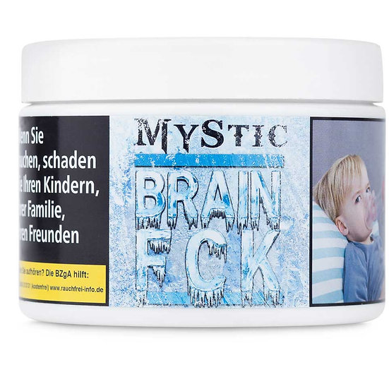 Mystic Tobacco - Brain FCK  200g
