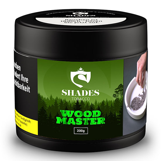 Shades - Wood Master 200g