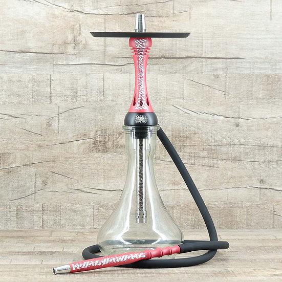 ALPHA Hookah Artist Collection - Red
