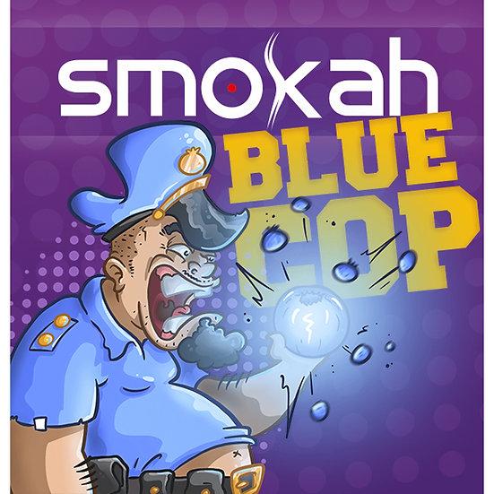 Smokah Tobacco Blue Cop