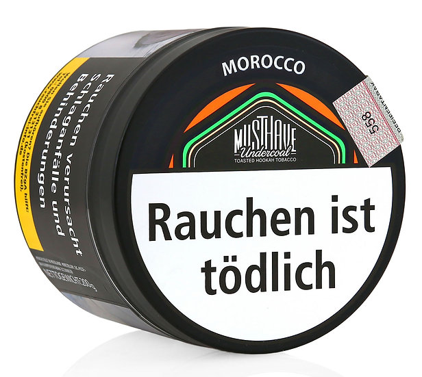 Musthave Marocco 200g