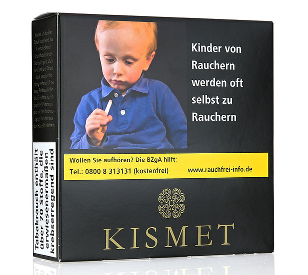 Kismet 26 Black Honey Shisha Tabak 200g