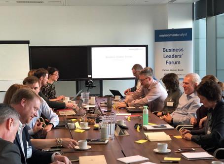 'Value proposition' dominates Business Leaders' Forum
