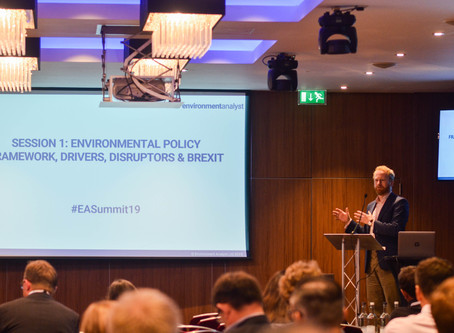 Optimism for post-Brexit environment policy