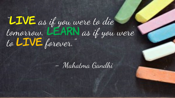 Live Learn Live