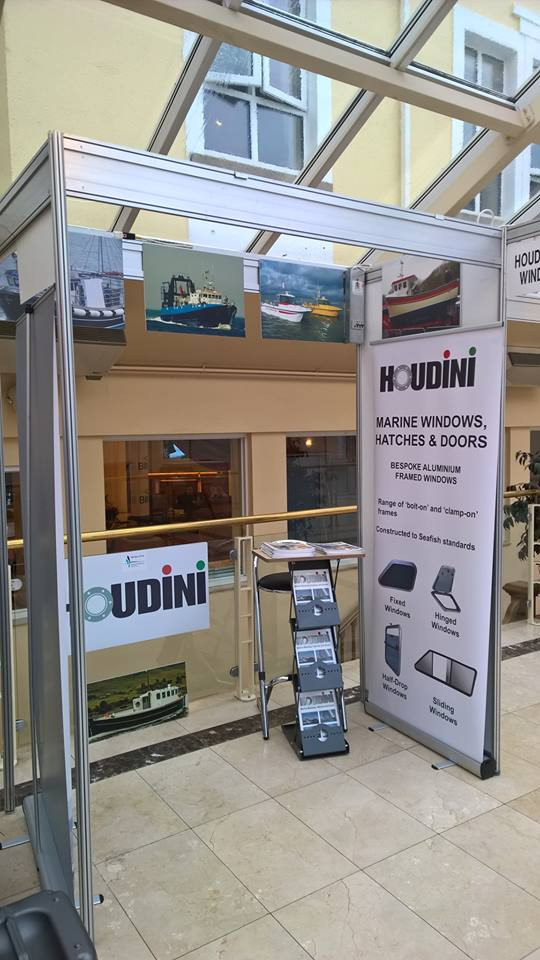 Show stand at SkipperExpo