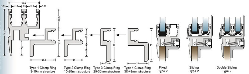 Standard Clamp Section 6-8