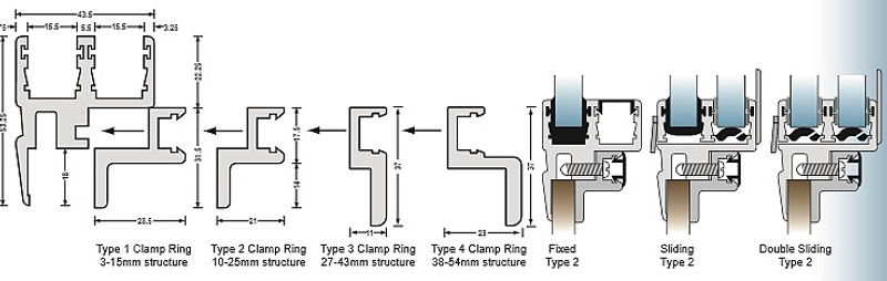 Standard Clamp Section 10-12