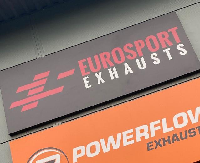 Eurosport Sign Tray