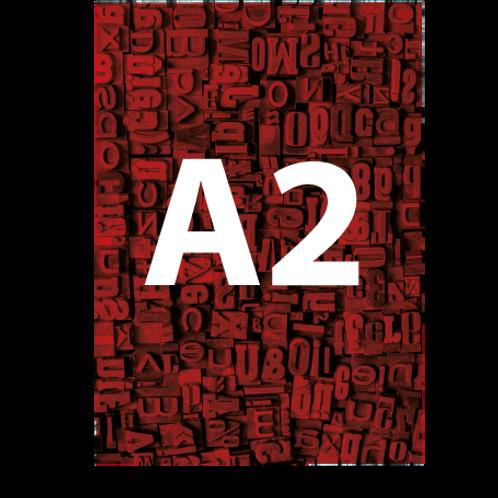 A2 Backlit Poster