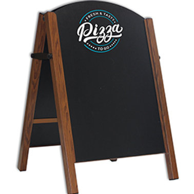 Premier Chalk Star A-Board