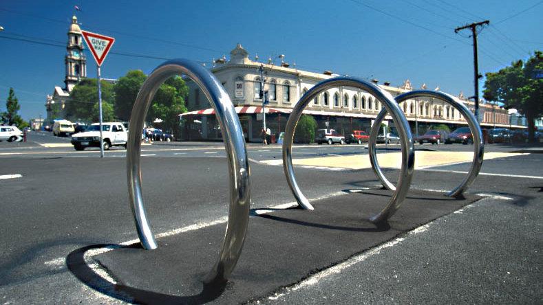 Bike Hoop