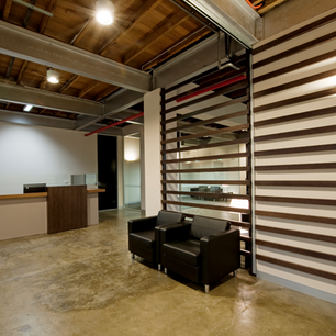 Warehouse conversion project