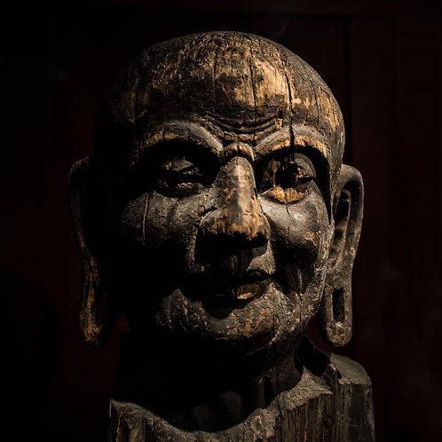 Head of Kashyapa
