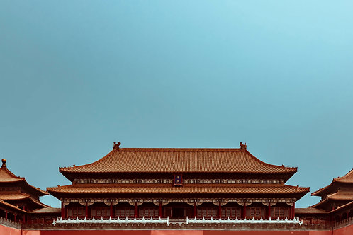 Meridian Gate to the Forbidden City