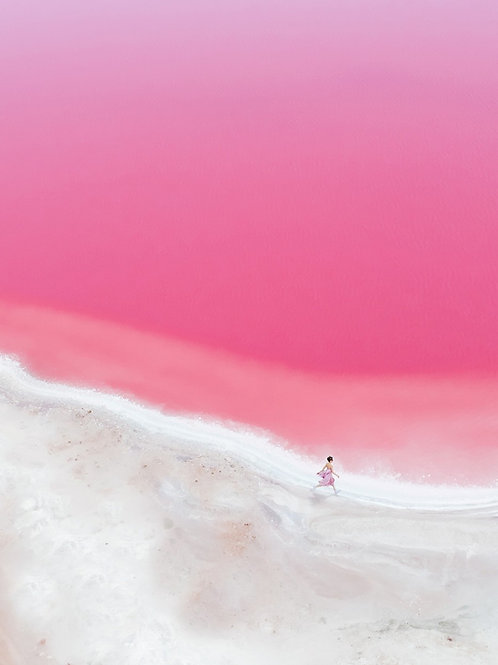 The Pink Abstractionism