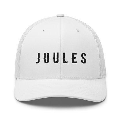 Juules White Cap