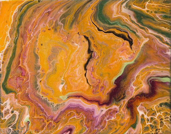 Molten Magma