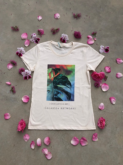 Our Earth is Art Tee