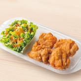 サラダプレートから揚おかずのみ(4コ入り) 390円
