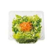 グリーンサラダ 130円