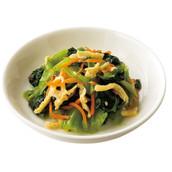 (単品惣菜)小松菜と油揚げの和え物 70円