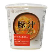 豚汁 140円