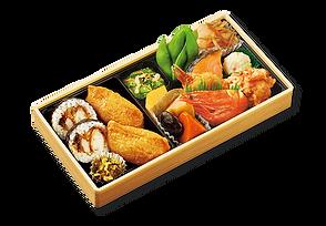 特注お花見弁当お寿司.png