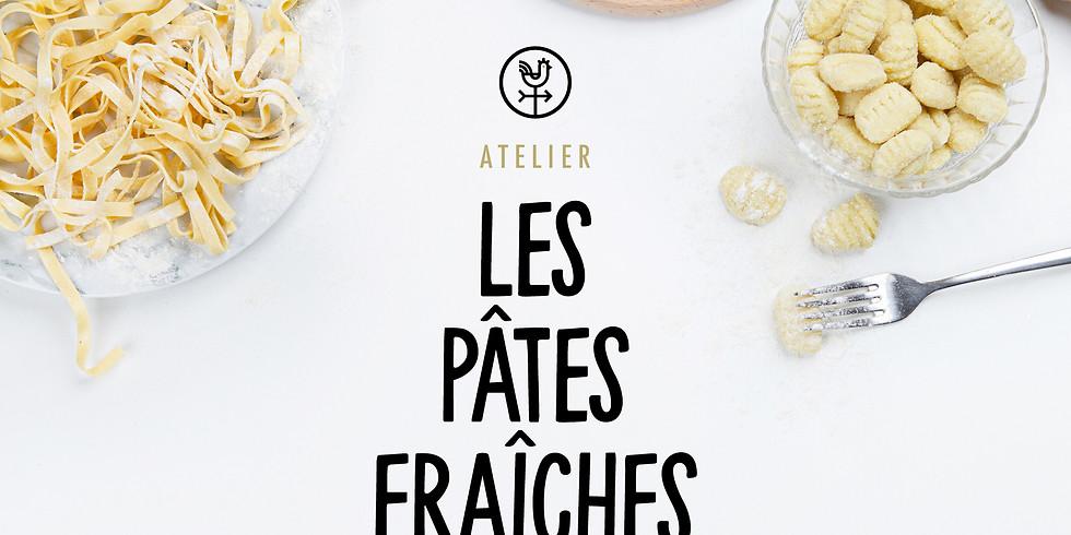 """Atelier """"Les pâtes fraîches"""""""