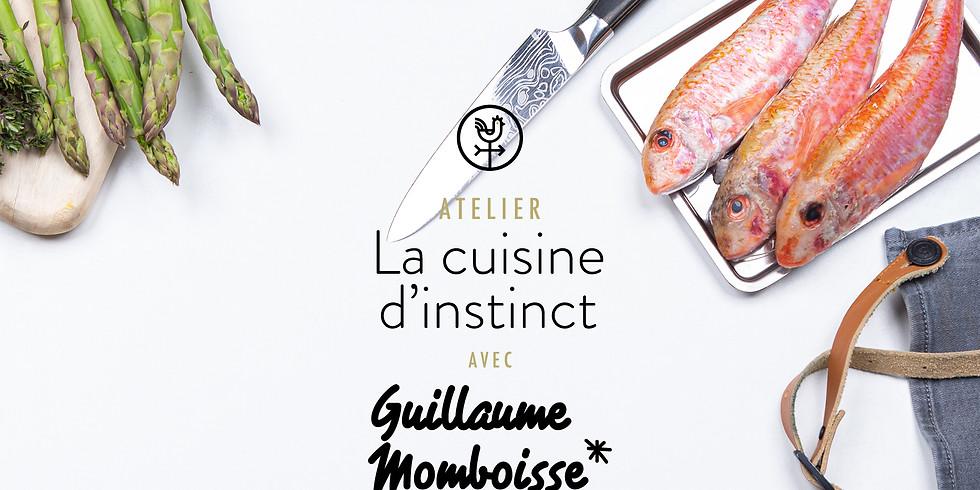 La cuisine d'instinct avec Guillaume Momboisse