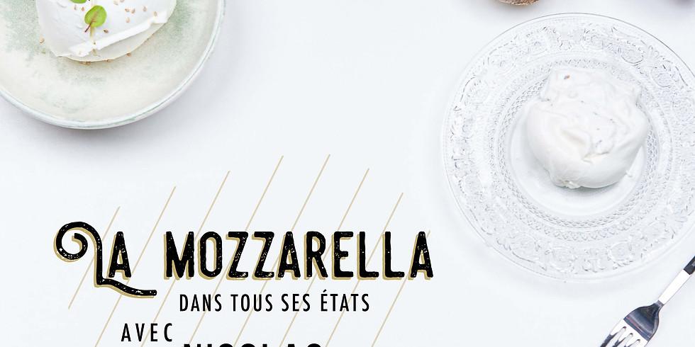 La mozzarella dans tous ses états