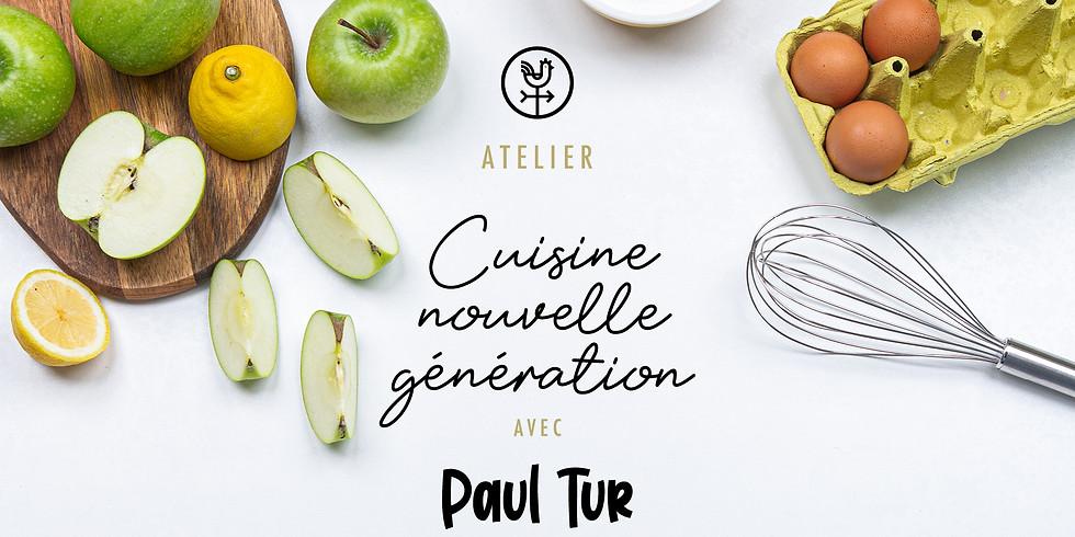 Atelier cuisine nouvelle génération