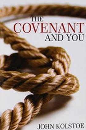 The Covenant And You - Book