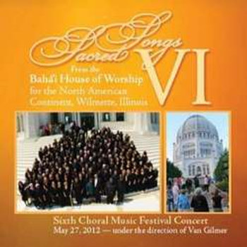 6th Annual Baha'i Choral Festival Devotional Concert - CD