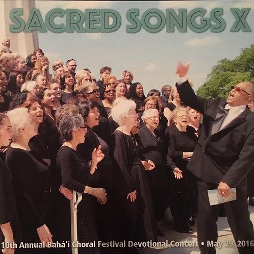 10th Annual Baha'i Choral Festival Devotional Concert - CD