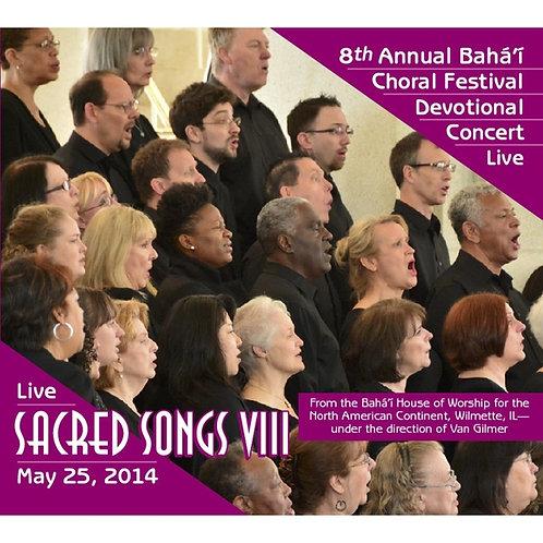 8th Annual Baha'i Choral Festival Devotional Concert - CD