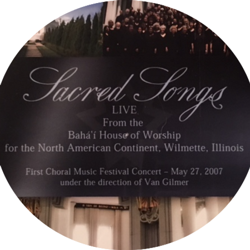 1th Annual Baha'i Choral Festival Devotional Concert - CD