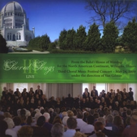 3th Annual Baha'i Choral Festival Devotional Concert - CD